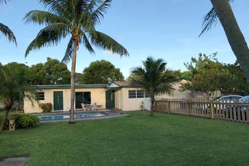 The Beach House Miami Sober