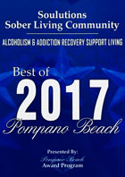 Best of Pompano Beach Award